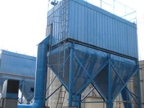 QMC-Ⅰ型脉冲布袋除尘器