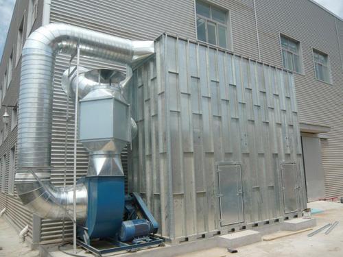木工厂除尘器