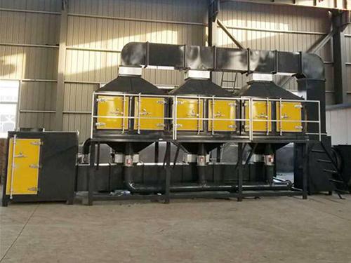 沈阳RTO催化燃烧设备