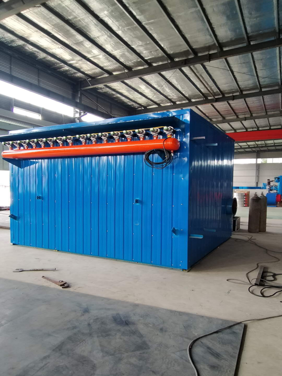 3吨锅炉除尘器图片